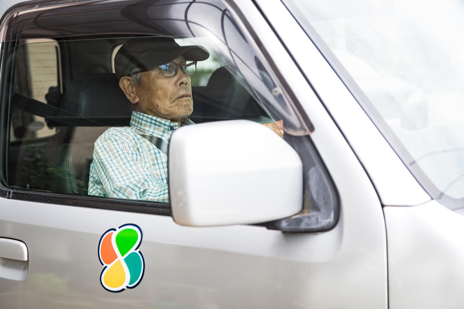 高齢者の自動車運転