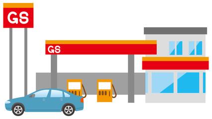 レンタカー借りる時にガソリンスタンドのチェックを